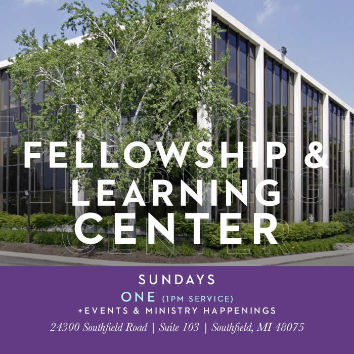Fellowship & Learning Center